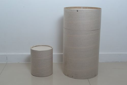 Telescopic Fibre Drums