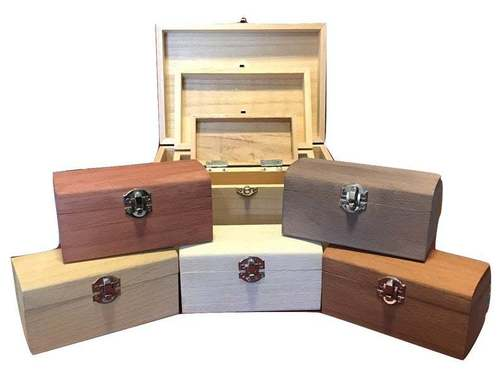 Termite Proof Wooden Bangle Boxes