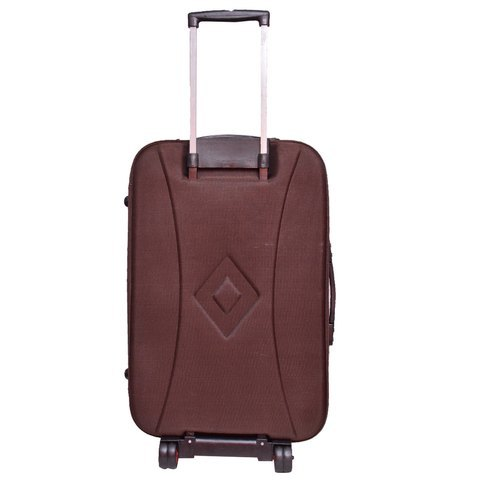 Tourister Brown Luggage Trolley Bags