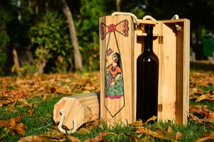 Wine Case For Gifting Purposes