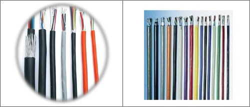 Various Colors Available 22Awg Flexible Power Cable