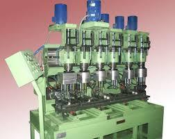 Automatic Multi Spindle Drilling Machines for mechanical industry