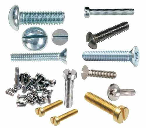 Brass Multi Head Size Machine Screws