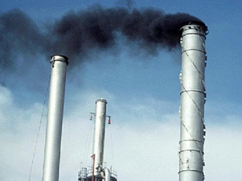 Chimney Or Flue Gas Stack