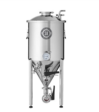 Conical Fermenter With Low Noise
