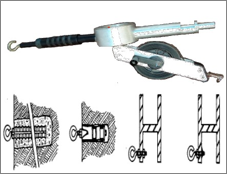 Digital/Dial Tape Extensometer
