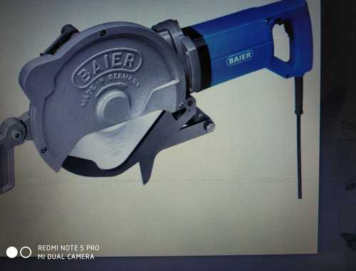 Electric Hand-Held Metal Saw