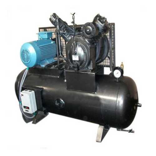 Fully Electric Air Compressor, Voltage: 230 Volt AC