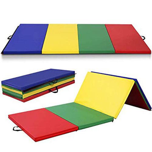 Gymnasting Mat Folding Multi Color