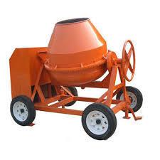 Heavy Duty Concrete Mixer Machine