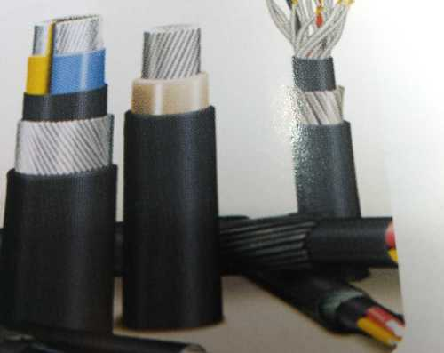 High Tensile Strength Aluminum Armoured Cable