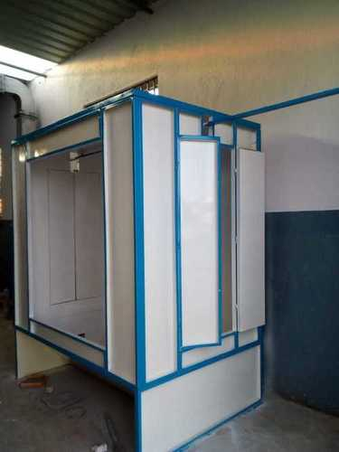 Low Price Powder Coating Booth