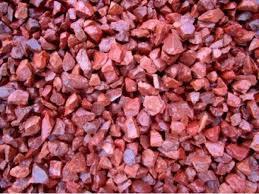Red Granite Chips