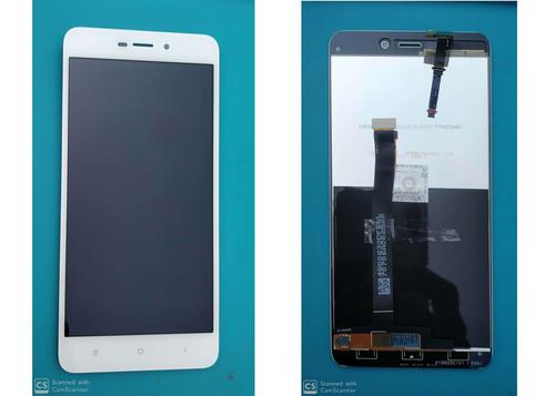 Redmi 4A Original LCD White Touch Screen