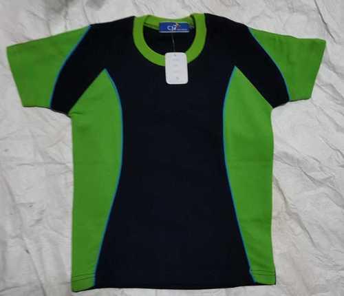 Round Neck Sport T Shirt, Size: L, M, XL and XXL