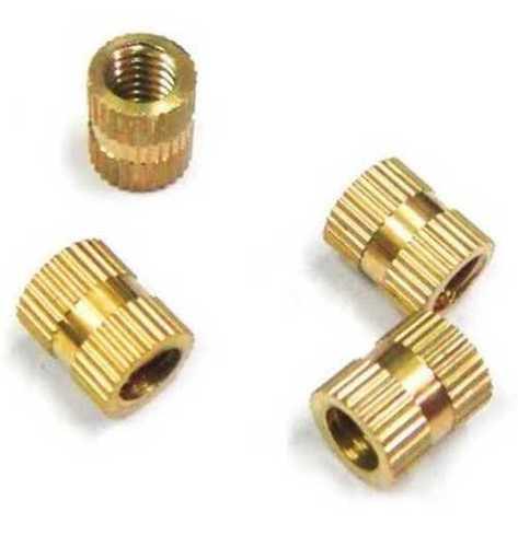 Strong Fitting Brass Insert Nut