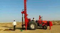 Tractor Mounted Auger Drilling Rig (Machine)