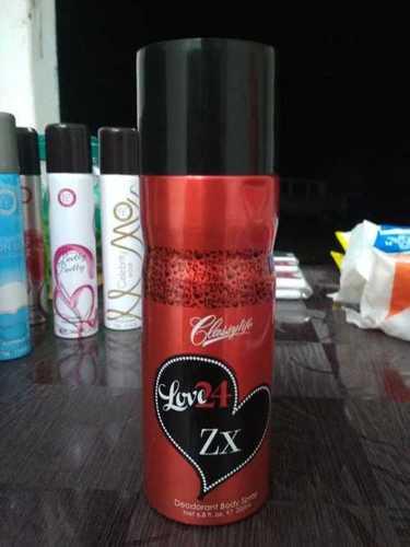 ZX Body Spray Perfume