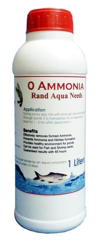 (Rand Aqua) 0 Ammonia - Aqua Animal Feed Supplement