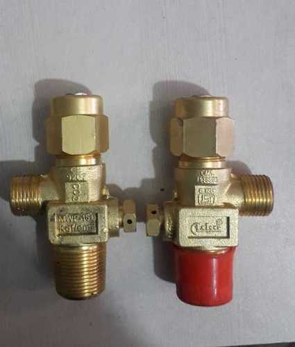 CO2 Industrial Cylinder Valve