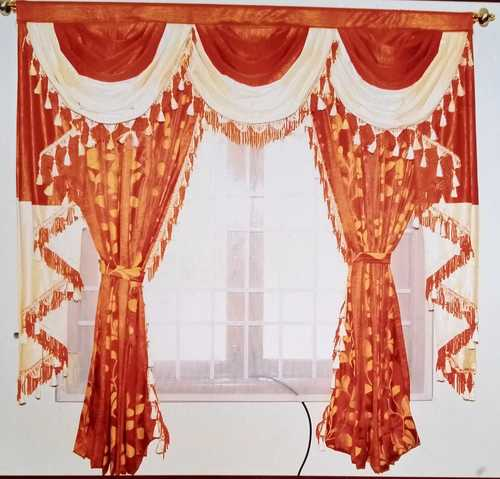 Dry Clean Designer Curtains