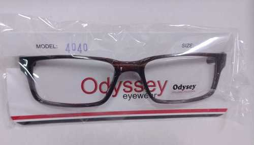 Fancy Glossy Optical Frames, Packaging Type: Box