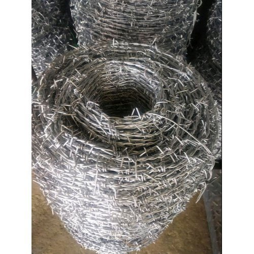 Fencing Gi Barbed Wire