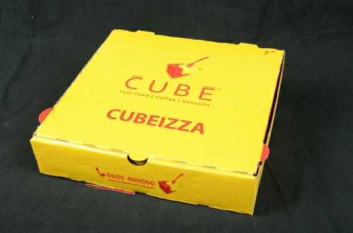 Heat Resistant Pizza Packing Printed Box