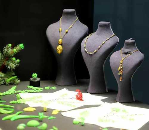 Jewellery Display Neck Stand