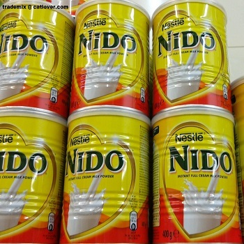 Milk Powder (Nestle Nido)