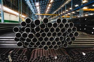 MSL Seamless Round Pipe