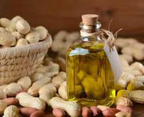 Natural Groundnut Cooking Oil
