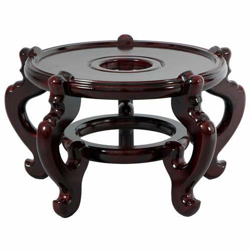 Oriental Furniture Fishbowl Stand