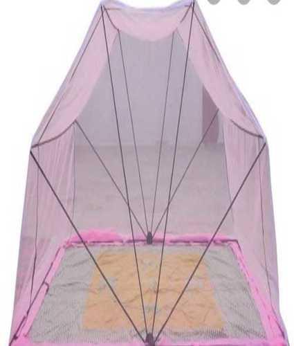 Plain Bed Folding Mosquito Net
