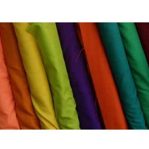 Plain Rayon Cotton Fabric, GSM: 100-150
