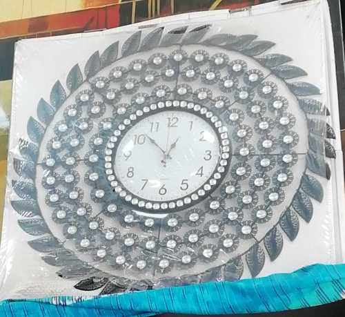 Plastic Wall Round Clock