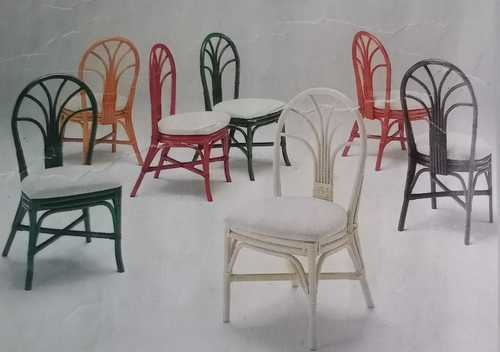 Precisely Made Cane Dining Chairs