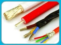 Many Colors Ptfe Wire And Cables