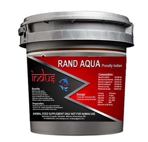 RAND AQUA Indus Probiotic