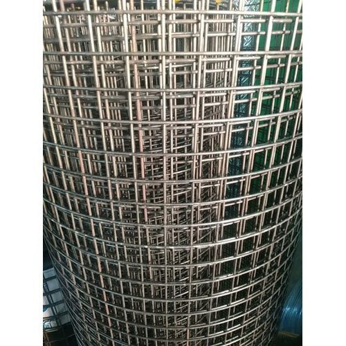 Square Mild Steel Welded Mesh
