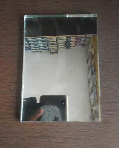 Square Shape Glass Mirror