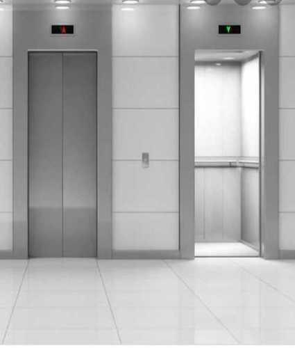Stainless Steel Passenger Elevator