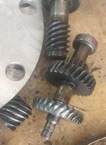 Threaded Shaft Worm Gear