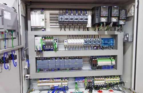 AC/DC VFD Drive Control Panel