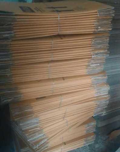 Brown Color Corrugated Box