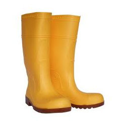 Brown Color Gum Boot