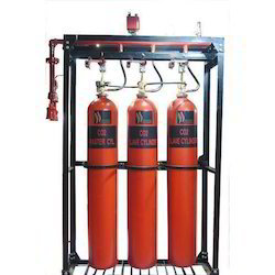 Carbon Dioxide Fire Suppression Systems