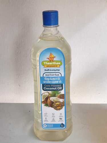 Coconut Edible Virgin Oil