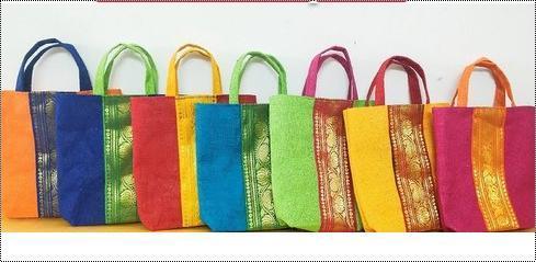Excellent Strength Jute Thamboolam Bag