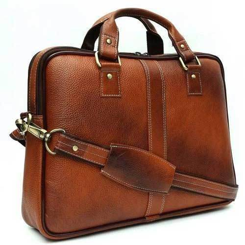 Fashionable Leather Laptop Bag